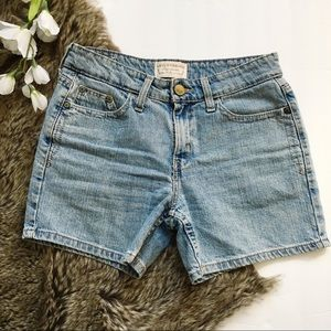 Levi Strauss Signature High Waisted Jean Shorts